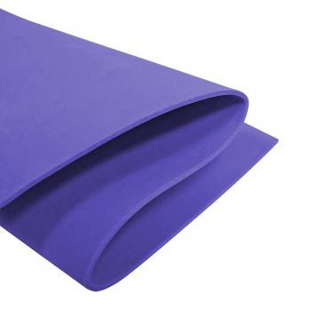 VR-FE2 40T20-S60X70-RNNB7465 Violetto-Фиолетовый Фоамиран. толщина 2мм. лист 60x70см. в пачке из 10 листов. TM Volpe Rosa