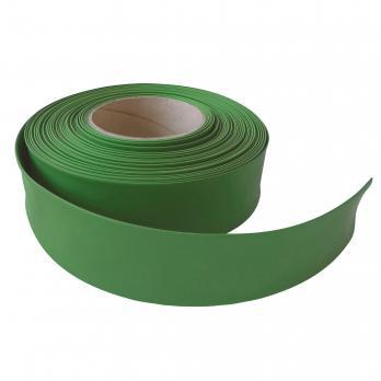 UIS-R100 35-17-025 GREEN GRASS ROLL Термоусадочная трубка. рулон 25 м. Диаметр до усадки 35 мм. после 17 мм. Зеленая трава. ТМ Uniel.