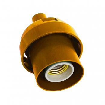 UFP-N60AE GOLD Основание с переходником на трубу D20мм. под плафон. для изготовления ростовых цветов. Золотой. ТМ Uniel