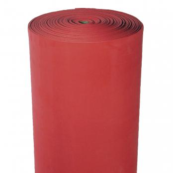 VR-FE4 40T20-R100-HPL1N001 Rosso-Красный Фоамиран. толщина 2мм. ширина 100см. в рулоне 50м. TM Volpe Rosa
