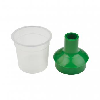 UFP-S70-N61 CLEAR-GREEN Комплект для изготовления декоративных цветов на трубу D20мм. Зеленый. ТМ Uniel.