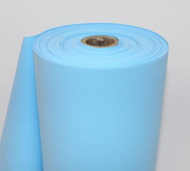 VR-FE4 40T20-R100-HPL54CEF079 L050M Ortensia Blu-Голубая гортензия Фоамиран. толщина 2мм. ширина 100см. в рулоне 50м. TM Volpe Rosa