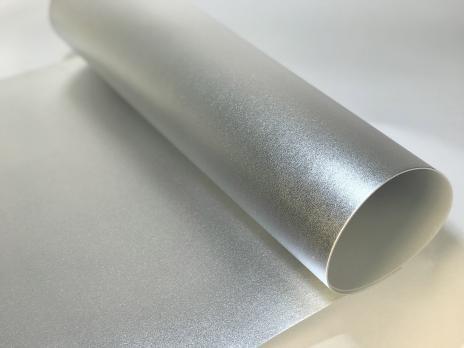VR-FE4 40T20-S60X70-HPLM6203 Argento-Серебро Фоамиран металлик. толщина 2мм. лист 60x70см. в пачке из 10 листов. TM Volpe Rosa