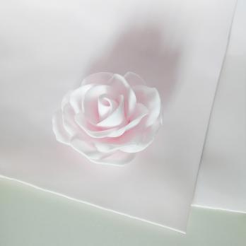 VR-PE6 15T20-S60Х70-LC102 SOFT Pink-Светло-розовый Фоамиран. толщина 2мм. лист 60x70см. в пачке из 10 листов. TM Volpe Rosa