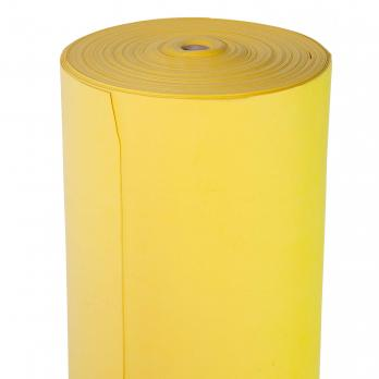 VR-FE4 40T20-R100-HPL7N027 L050M Miele giallo-Медовый желтый Фоамиран. толщина 2мм. ширина 100см. в рулоне 50м. TM Volpe Rosa