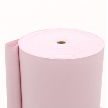 VR-FE4 40T20-R100-HPL15CEF070 L050M Foschia rosa-Розовый туман Фоамиран. толщина 2мм. ширина 100см. в рулоне 50м. TM Volpe Rosa
