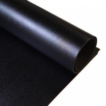 VR-FE4 40T20-S60X70-HPLMEF012 Nero-Черный Фоамиран металлик. толщина 2мм. лист 60x70см. в пачке из 10 листов. TM Volpe Rosa