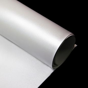 VR-FE4 40T20-S60X70-HPLMEF013 Bianco-Белый перламутр Фоамиран металлик. толщина 2мм. лист 60x70см. в пачке из 10 листов. TM Volpe Rosa