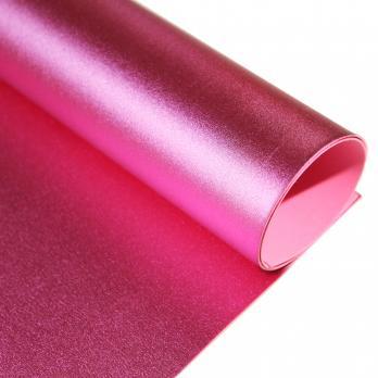 VR-FE4 40T20-S60X70-HPLMTEVA019 Rosa-Розовый Фоамиран металлик. толщина 2мм. лист 60x70см. в пачке из 10 листов. TM Volpe Rosa